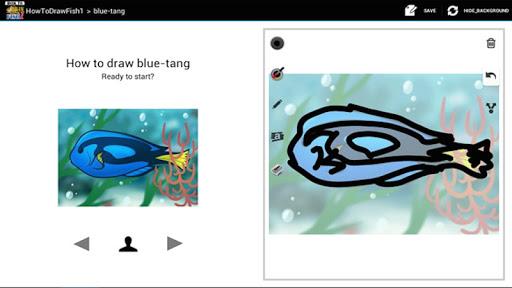 HowToDraw Fish1
