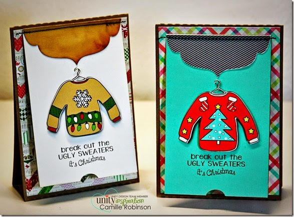 Ugly Sweaters Cards