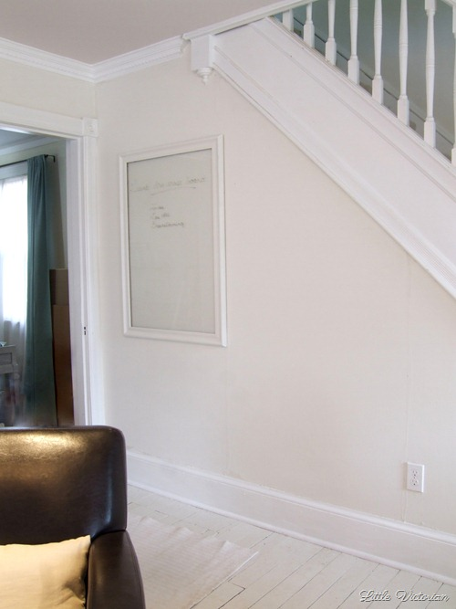 Extra large dry erase board