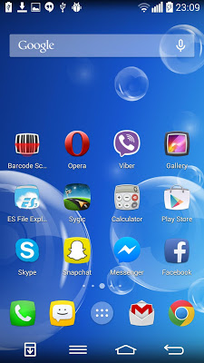 Fisheye lite Icon Pack - screenshot
