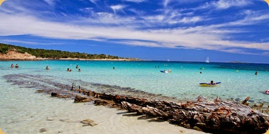Archipelago of La Maddalena and Islands of Bocche di Bonifacio.3