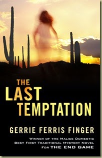 The Last Temptation by Gerris Ferris Finger