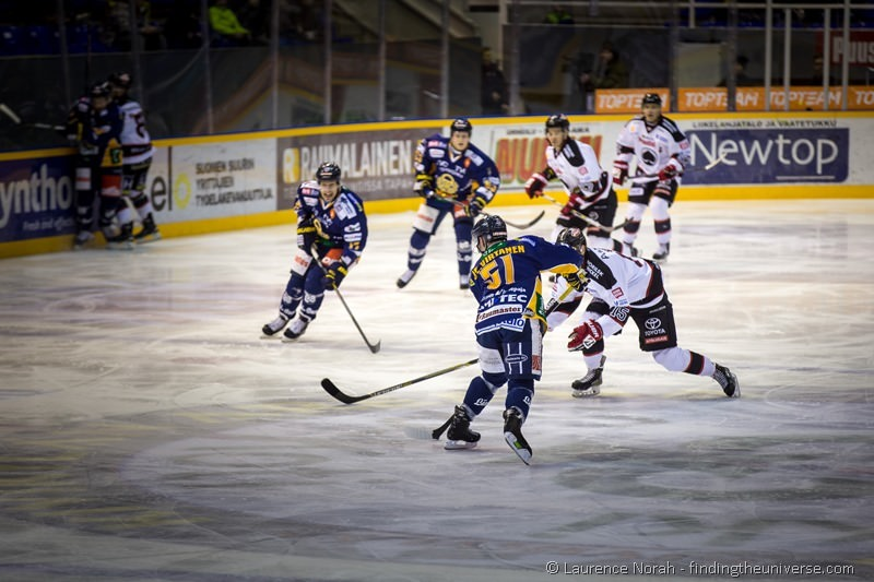 ice hockey players rauma finland
