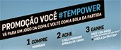 promocao voce tempower powerade