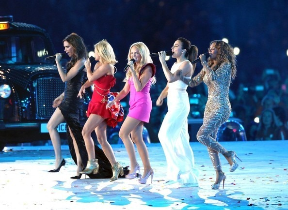Spice-Girls Closing Ceremony 2012 London