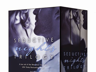 Spotlight: Lauren Blakely's Seductive Nights Trilogy and Surprise Announcement