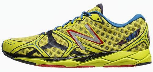 NB 1400 v2 heel