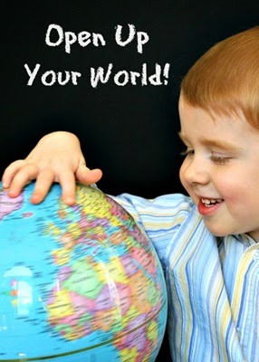 Geography Ideas for Kids