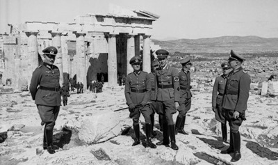 nazis in greece