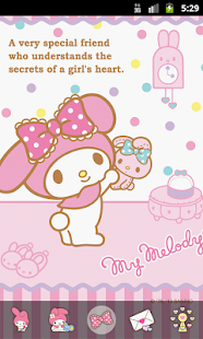 My Melody Sweet Room