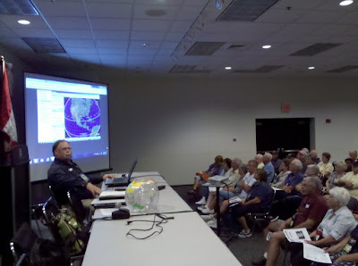 Google Earth - our last seminar.  Given to standing room only!