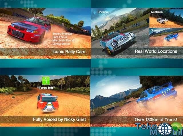 Colin McRae Rally Full Apk v1.02
