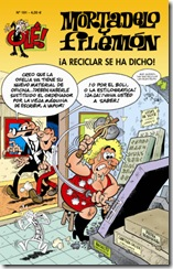 OLE Nº191 Mortadelo & Filemon