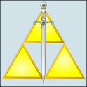 Triforce 3D Live Wallpaper icon
