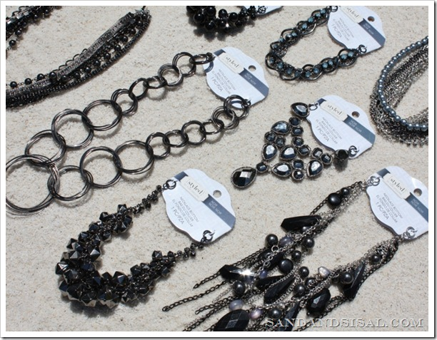 Noir Collection Styled by Tori Spelling