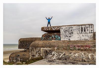 LP: Atlantikwall - MKB Malo Terminus - Saarfuchs auf dem Dach des M162a