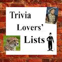 Trivia Lovers' Lists