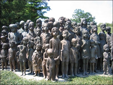 Lidice Children's Memorial