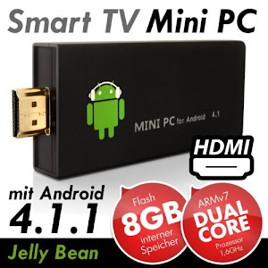 Smart Tv un mini pc con Android 4.1 potente ed economico