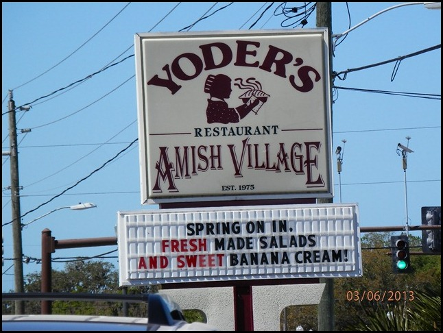 Amish Village, Sarasota, FL
