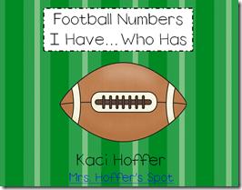 football numbers ihwh
