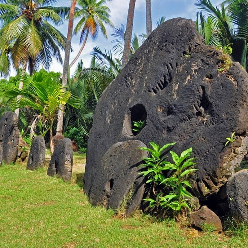 The Giant Stone Coins of Yap