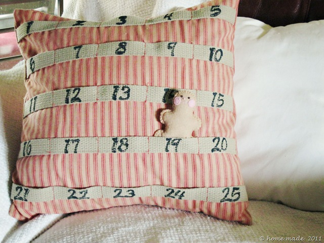 advent pillow ballard designs