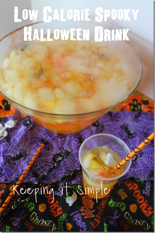 #shop Low-Calorie-Spooky-Halloween-Drink-with-Crysal-Light #PlatinumPoints