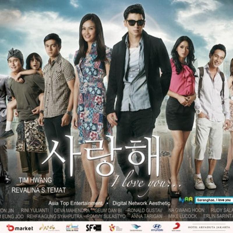 SINETRON SARANGHAE I LOVE YOU TV9