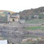 La Loire en amont du château de la roche