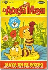 P00004 - La abeja Maya #4