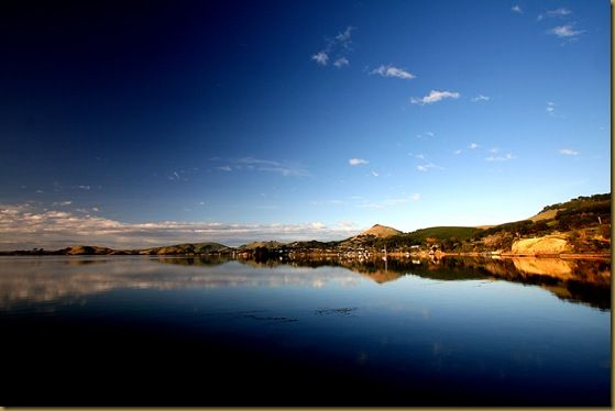 Otago Peninsula reflections
