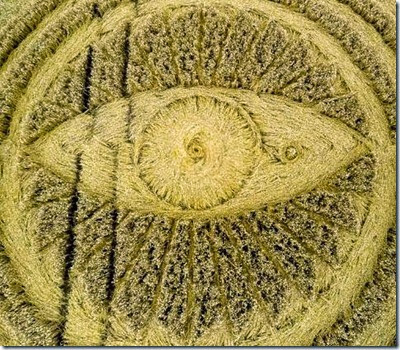 eye of Hordus Crop Circle