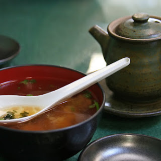 Miso Soup.
