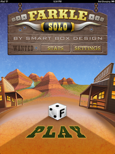 Farkle Solo - Free - screenshot thumbnail