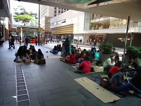 Anul Nou Chinezesc: Filipineze la picnic
