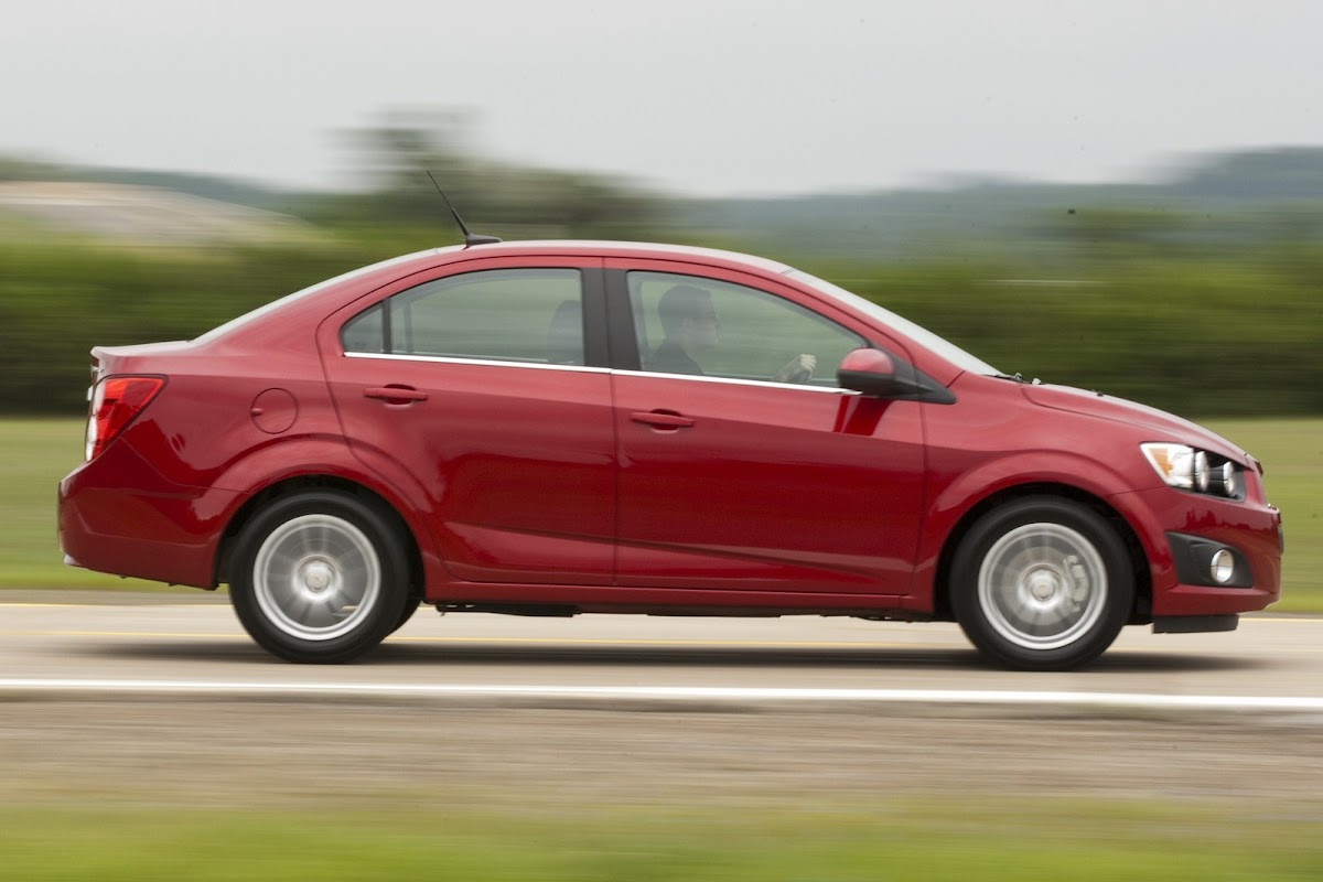 2012 Chevrolet Sonic Recalled as Some Cars May be Missing…a Brake Pad!