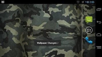 Screenshot of Camo Wallpapers HD