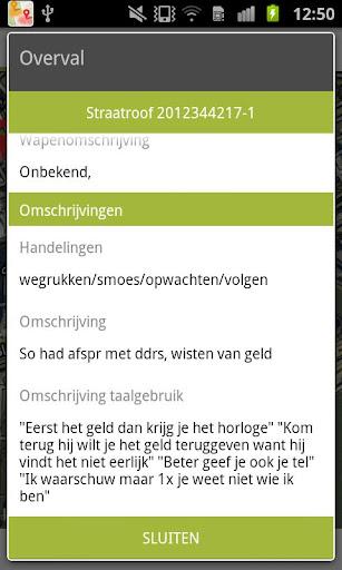 【免費旅遊App】Omgeving Bewust-APP點子