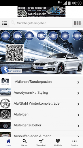 玩免費購物APP|下載JMS Fahrzeugteile Tuning app不用錢|硬是要APP