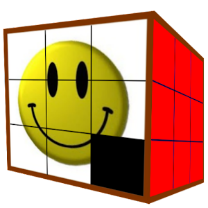 3D Slider Puzzle for PC and MAC