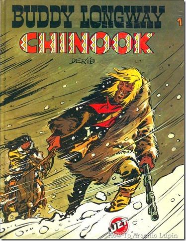 P00001 - Buddy Longway  - Chinook