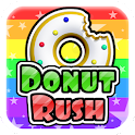 Donut Rush HD - Mega Meltdown icon