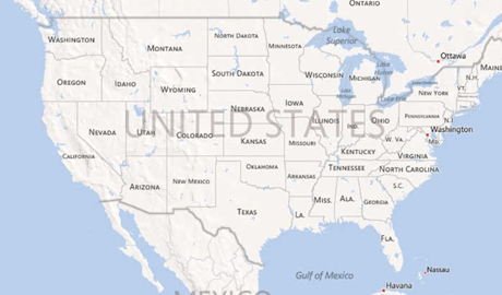 Jerry Nixon on Windows: Adding Location, Geocoding, and Bing