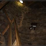Treppe im Turm der Burg Eisenhardt