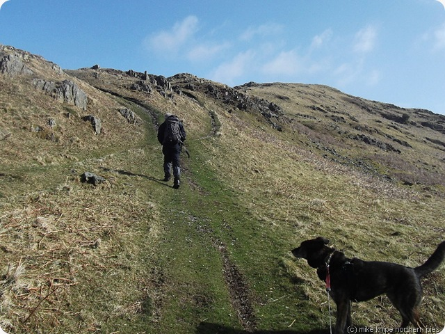 path up blawith knott