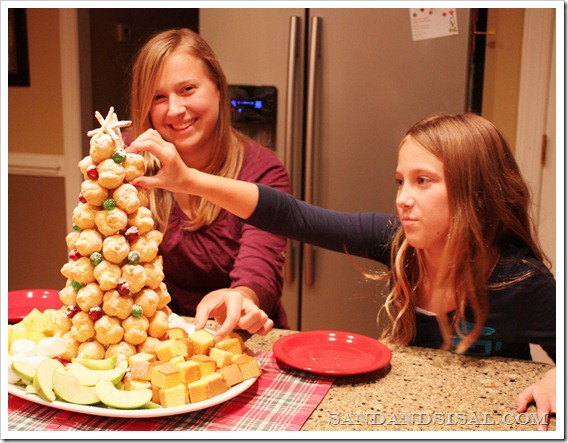 Cream Puff Tree