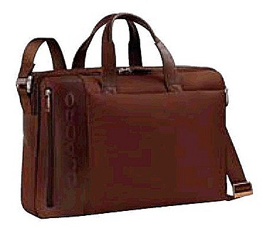 Galleria Italiana leather Piquadro PQ7  is a business & leisure collection Orchard Central Singapore