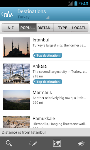 Turkey Travel Guide by Triposo