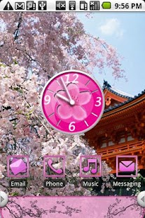 Cherry Blossom Theme HD